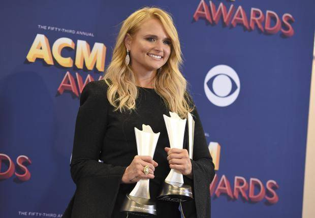 Miranda Lambert Makes ACMs History with Most Wins Ever