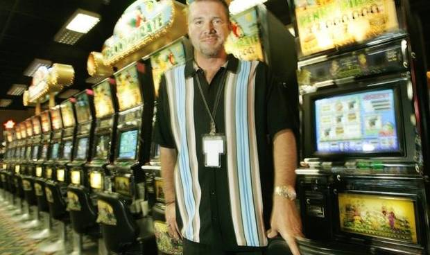 Former Lucky Star Casino CEO, once at center of skimming scheme, heading to federal prison for unpaid taxes