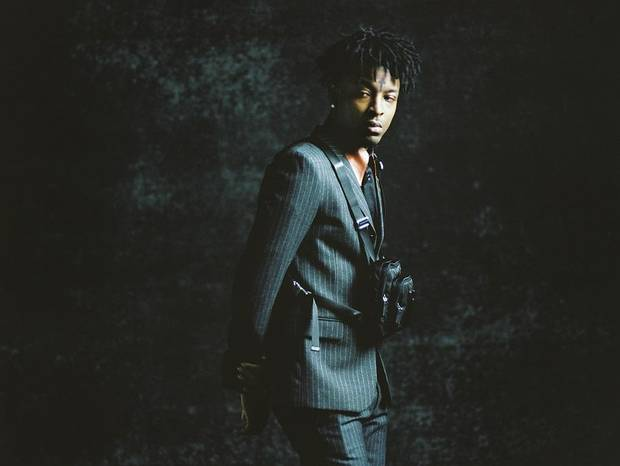 21 Savage [Photo by Matt Swinsky]