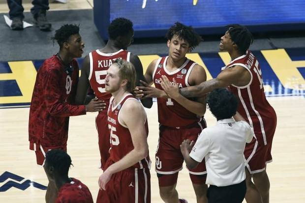 Tramel: 'Big-time' win for Lon Kruger's Sooners at West Virginia caps special day for OU basketball