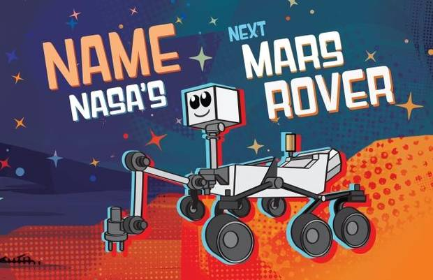 Norman student's 'Fortitude' in online poll to pick Mars rover name