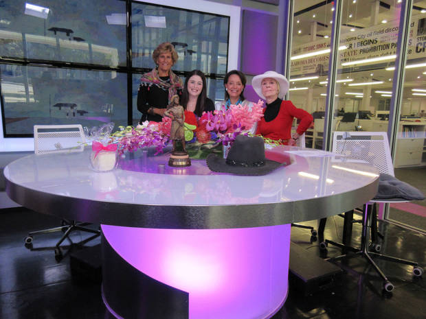We Talked About The Annie Oakley Society Luncheon On Parties Extra!