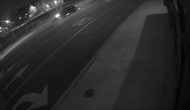 OKC police release video related to fatal bicycle collision