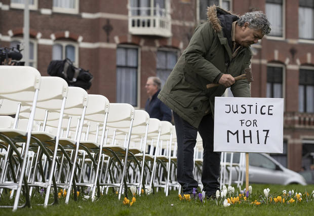 Trial of 4 suspects in downing of flight MH17 set to open