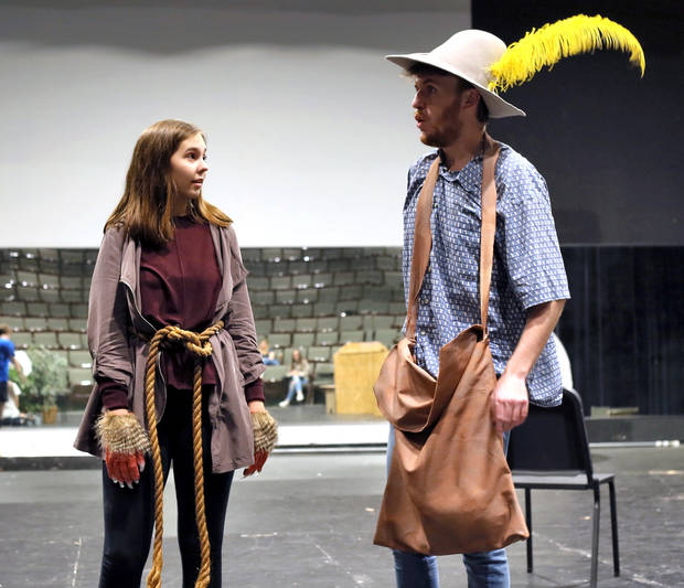 OC students to present 'Master Cat' production | The Oklahoman