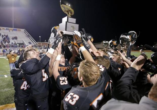 'Excited': All of Oklahoma's high school 11-man football state title games are headed to UCO