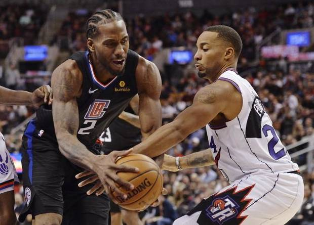 NBA notebook: Leonard gets ring and win in return to Toronto