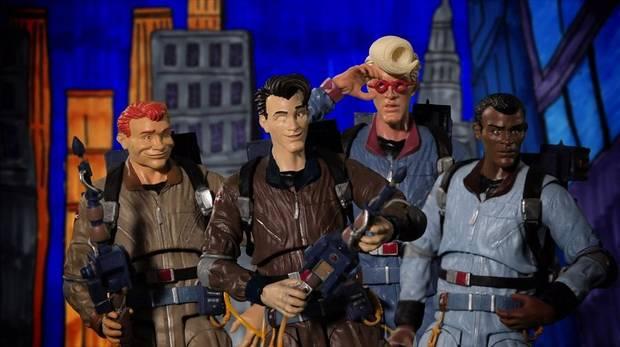 "Oklahoma City animation studio Reckless Abandonment Pictures is revisiting its stop-motion animation roots with a reimagining of the opening theme of the 1986 cartoon ""The Real Ghostbusters."" [Image provided]"