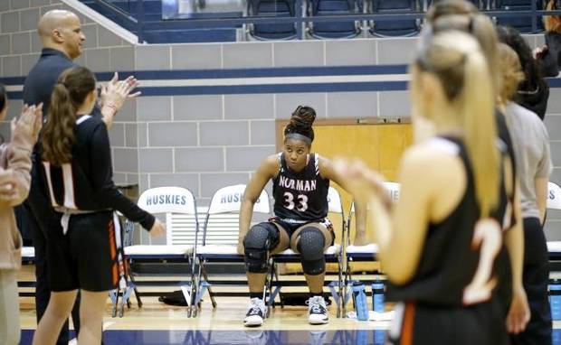 High school girls basketball: Chantae Embry continues to excel depite move to Class 6A
