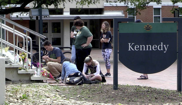 Memorial proposed for N Carolina college shooting victims