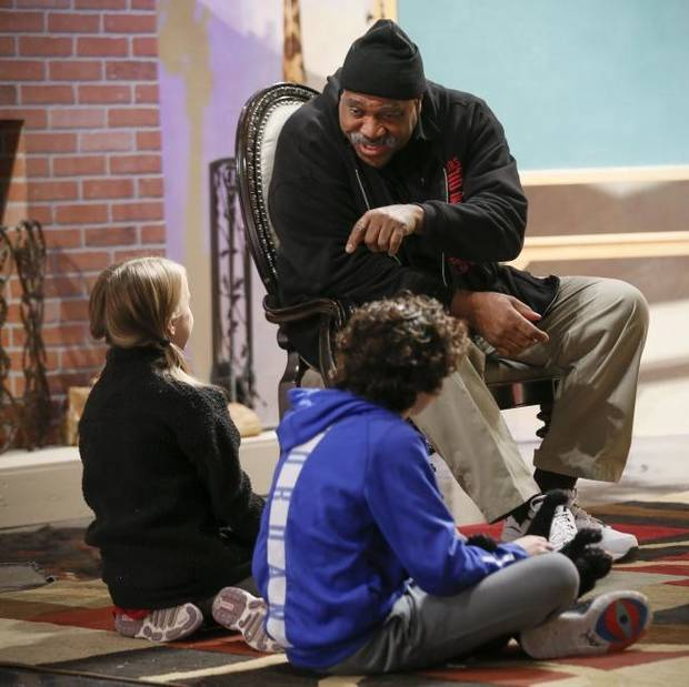 Play aims to help Oklahoma children of inmates