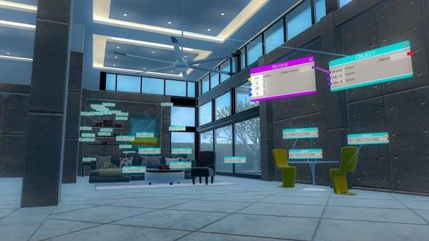 Human Mode's latest project simplifies VR world-building