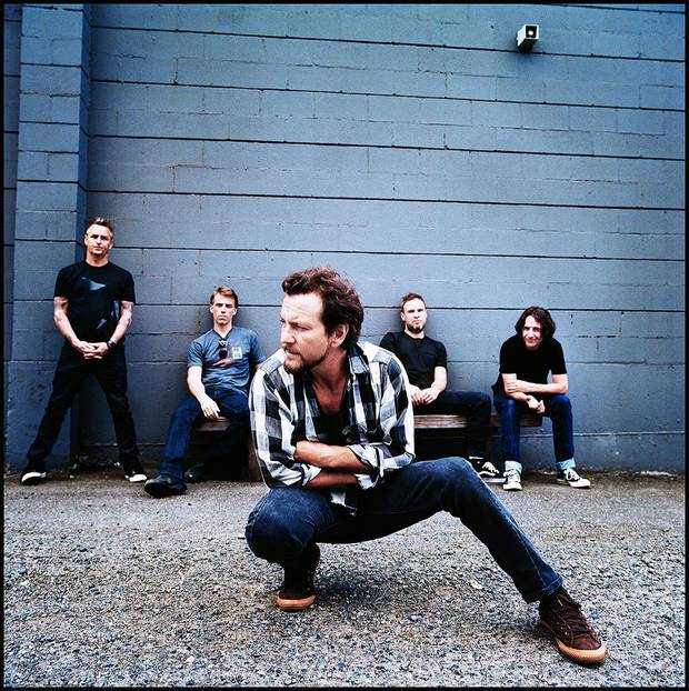 Pearl Jam to play OKC show in support of new album 'Gigaton'