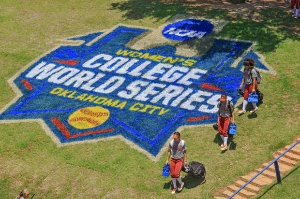 Carlson: We're getting a March Madness bubble in Indianapolis. Why not do an NCAA softball one in OKC?