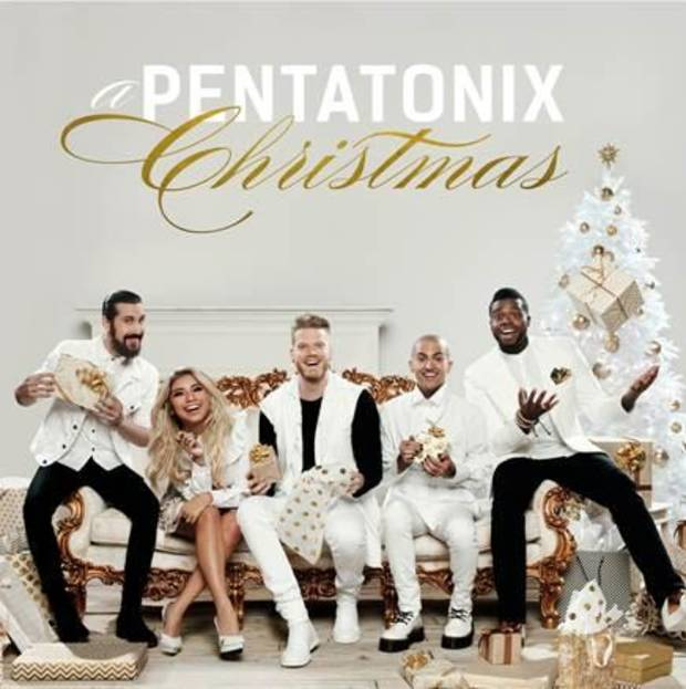 Christmas Album Cover Art.Pentatonix Reveals Track List For New Holiday Album A