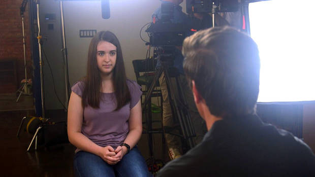 Victim speaks out for first time about 'Slender Man' attack