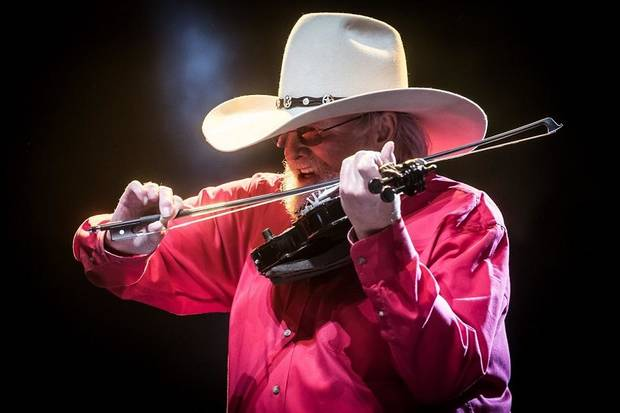 Charlie Daniels [Photo provided]