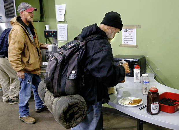 As winter approaches, advocates prepare to house city's homeless