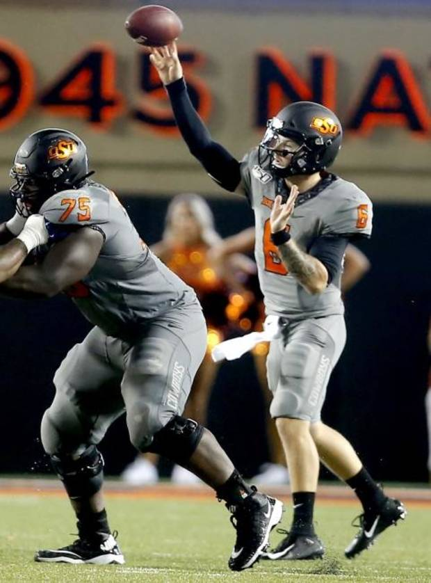 3-2-1 Kickoff: Looking at OSU's players to watch, big questions and a wild prediction for Bedlam