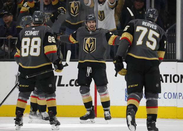 a7026201ffa LAS VEGAS (AP) — Marc-Andre Fleury stopped 17 shots for his league-leading  sixth shutout and the Vegas Golden Knights beat the Los Angeles Kings 2-0  on ...