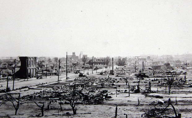 Mayor, cemetery at odds in search for Tulsa massacre victims