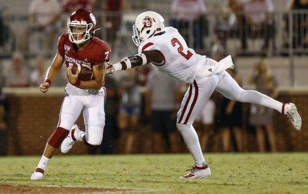 Tramel The Spencer Rattler Era For Ou Football Arrives On Owen Field With Plenty Of Hype