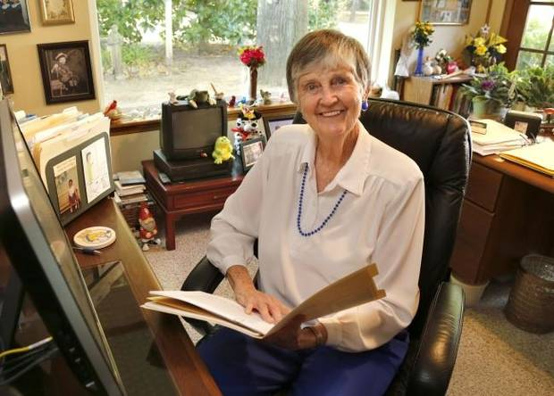 Why I love sports: Longtime UCO coach, teacher Virginia Peters learned to 'stand up tall'