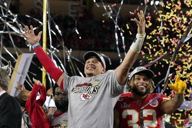 'He always had that 'it' factor': Patrick Mahomes' friend, now a Tuttle preacher, foresaw a Super Bowl ring back at Whitehouse High School