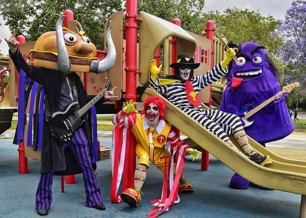 Mac Sabbath [Photo by Paul Koudounaris]