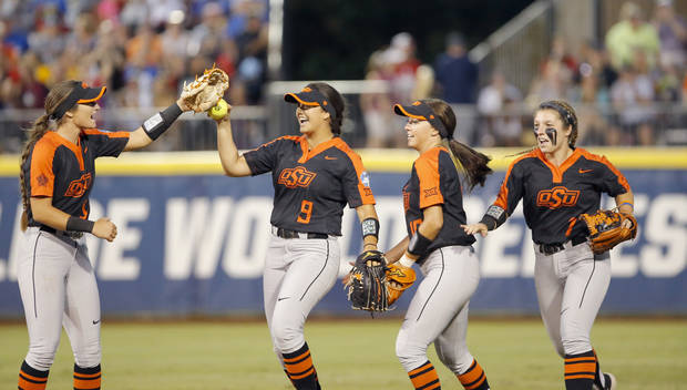 OSU softball: Cowgirls ranked No. 13 in both major polls