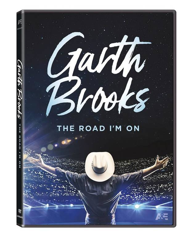 Documentary 'Garth Brooks: The Road I'm On' to be released on DVD