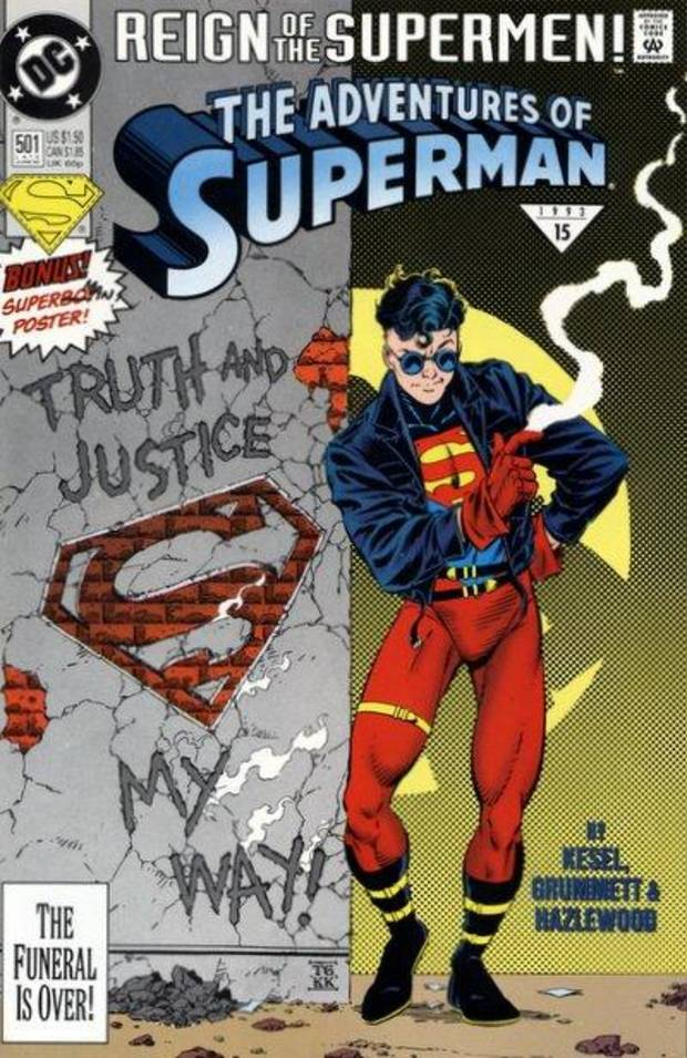 Comic Collection Monday 44 Adventures Of Superman 501