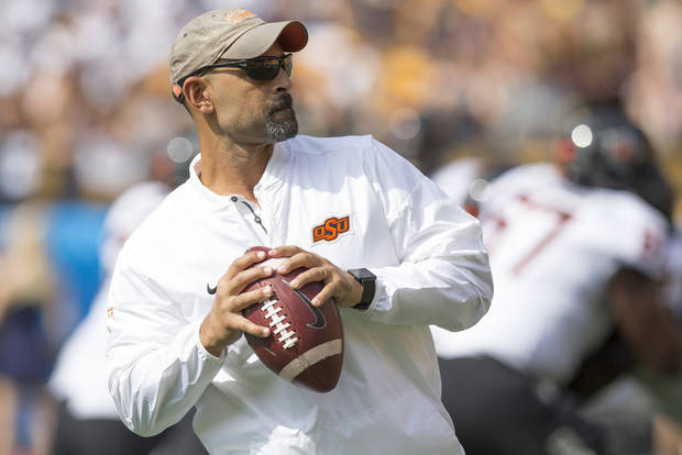 How OSU receivers coach Kasey Dunn cooked up the best bunch of pass catchers in college football