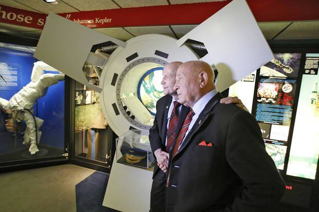 Weatherford's Stafford Air and Space Museum launches