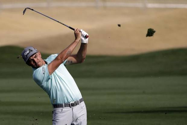 Morning roundup: Rickie Fowler shares lead at The American Express