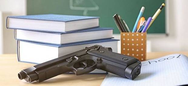 Point of view: Oklahoma Senate bill to arm teachers is a bad idea