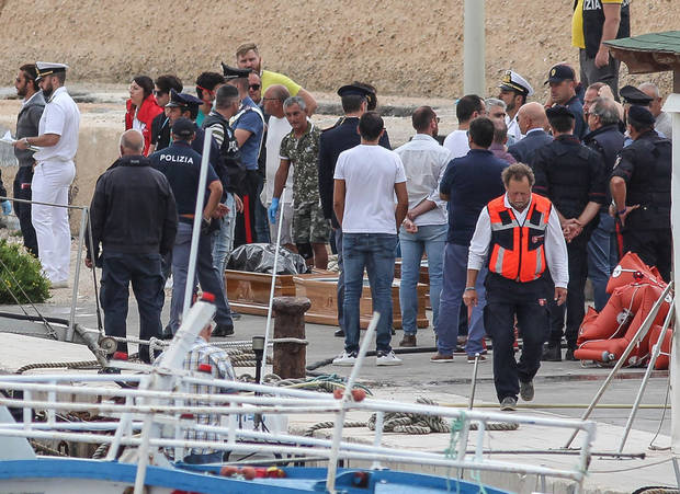 New deadly migrant shipwreck hardens calls to revamp rescues
