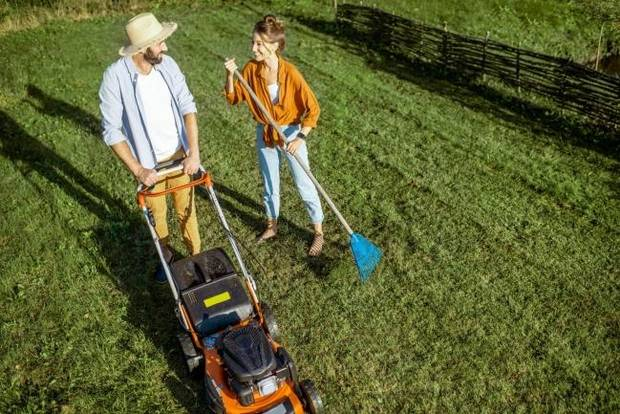 Take steps to protect your skin while working in the yard