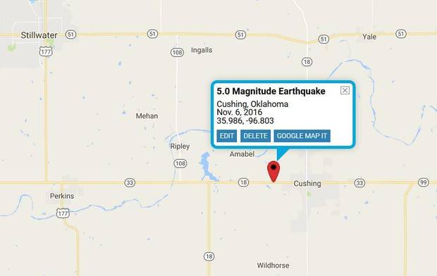 Wireline Field Operator 1 El Reno Ok: What Are Some Of The Biggest Earthquakes In Oklahoma History?