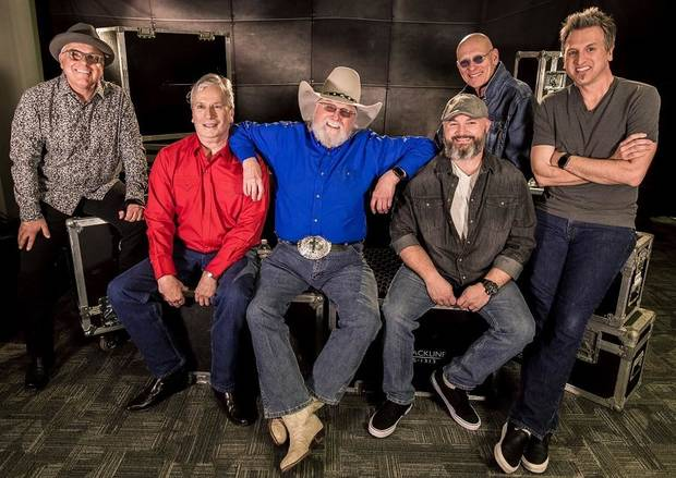 Charlie Daniels Band [Photo provided]