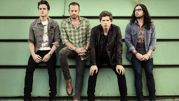 Kings of Leon. Photo provided
