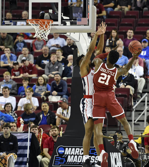 OU basketball: Kristian Doolittle reaches elite NCAA Tournament marks