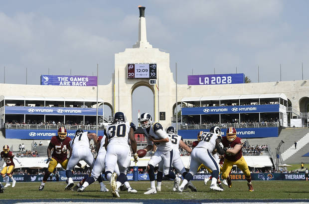 72311a6d Why doesn't Los Angeles embrace the NFL?