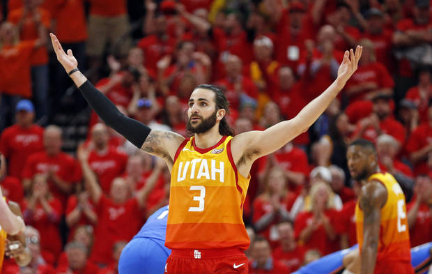 Thunder Thrashed in Game 3 Loss to the Jazz