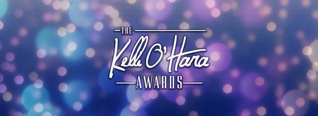 The Kelli O'Hara Awards honor Oklahoma City area high school theater students. Logo provided
