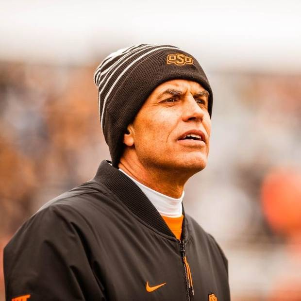OSU football: Recruiting coordinator Todd Bradford thrilled to be back in football, and back in Stillwater
