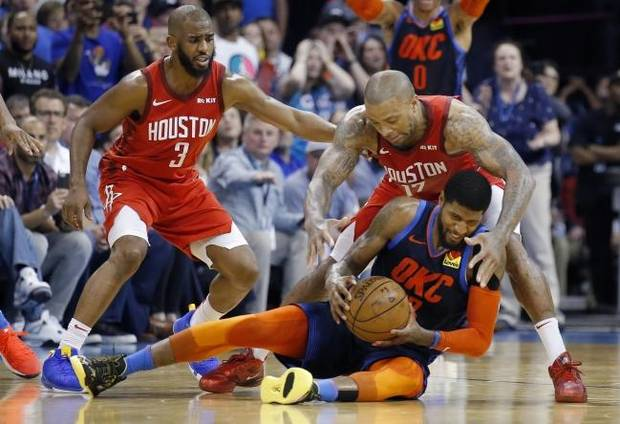 Tramel: Is Chris Paul stuck with the Thunder? It's his own fault