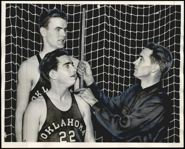 Berry Tramel: Bedlam basketball foes Henry Iba & Bruce Drake were pioneer coaches who helped make March mad