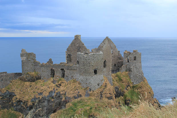 Dunluce Castle near Portrush was used for some exterior scenes of Pyke, seat of House Greyjoy (Matt Patterson)