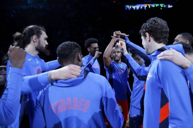 Thunder schedule draft: Picking the games we're missing the most